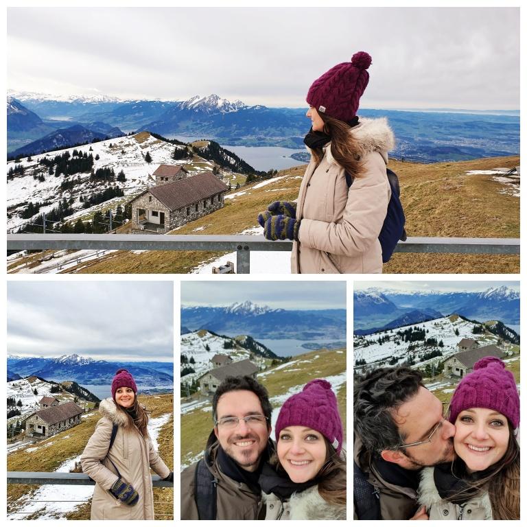 Rigi Kulm: o ponto mais alto do Monte Rigi