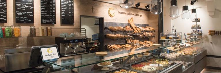 Alfred Seel Bäckerei - Konditorei (café e padaria)