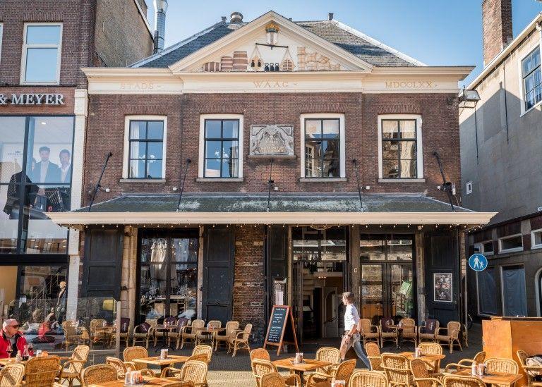 De Waag, prédio histórico. | Imagem: www.de-waag.nl