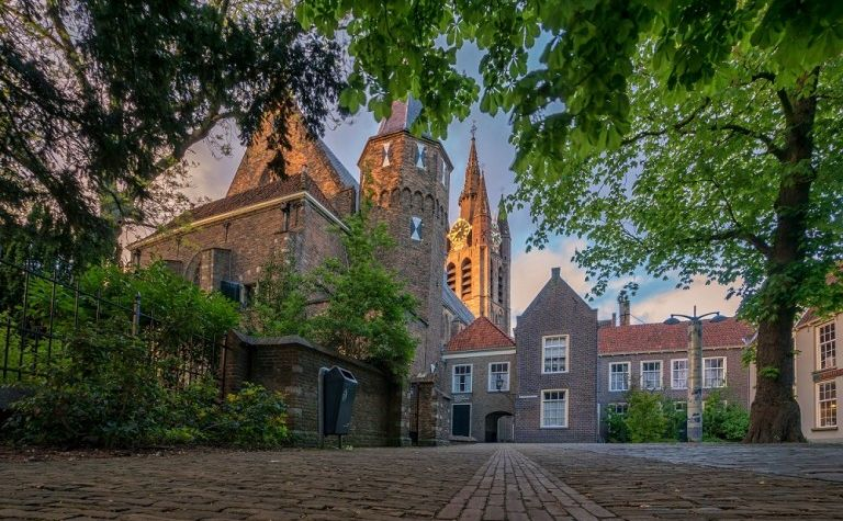Museu Prinsenhof Delft | Imagem: prinsenhof-delft.nl