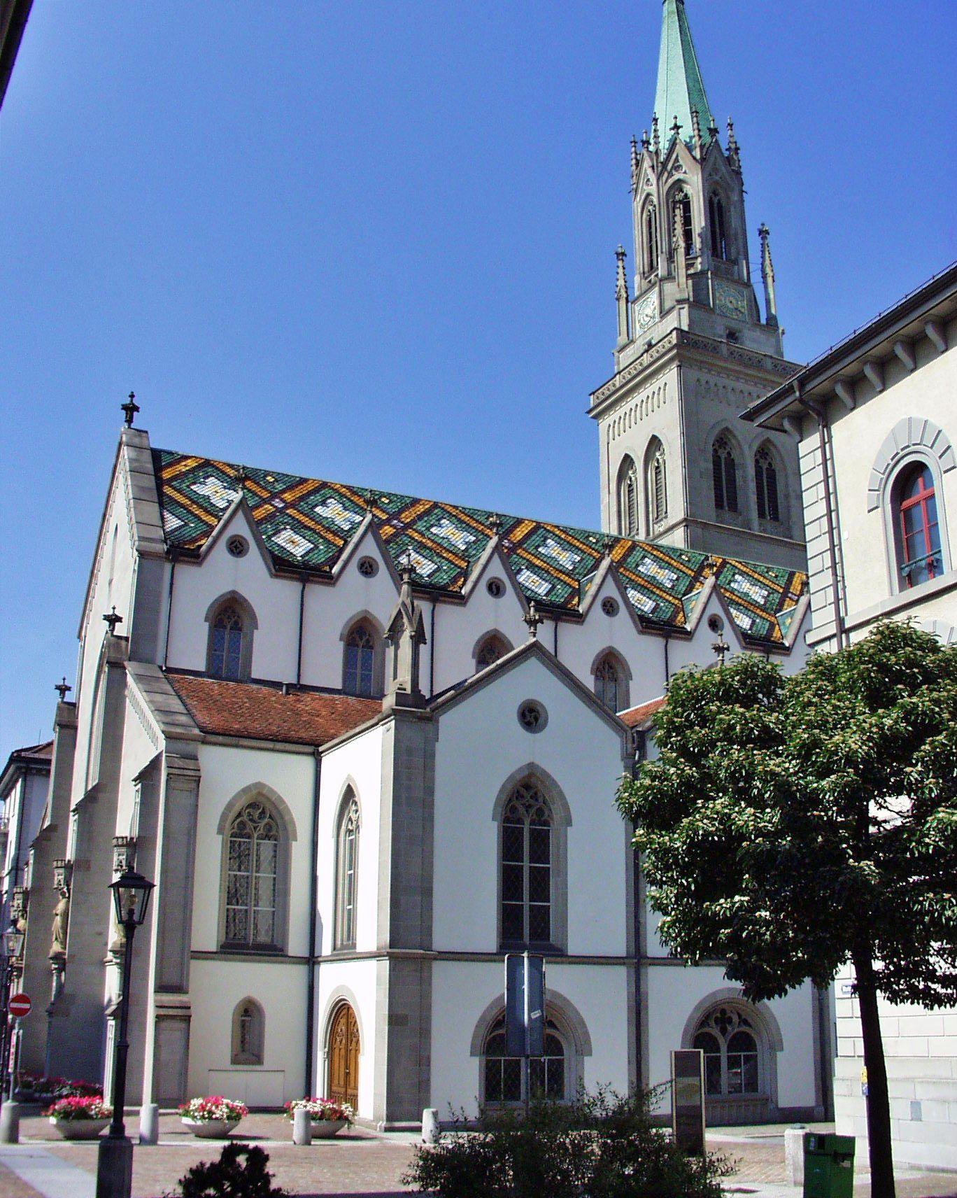 St. Laurenzenkirche © Andreas schweizer