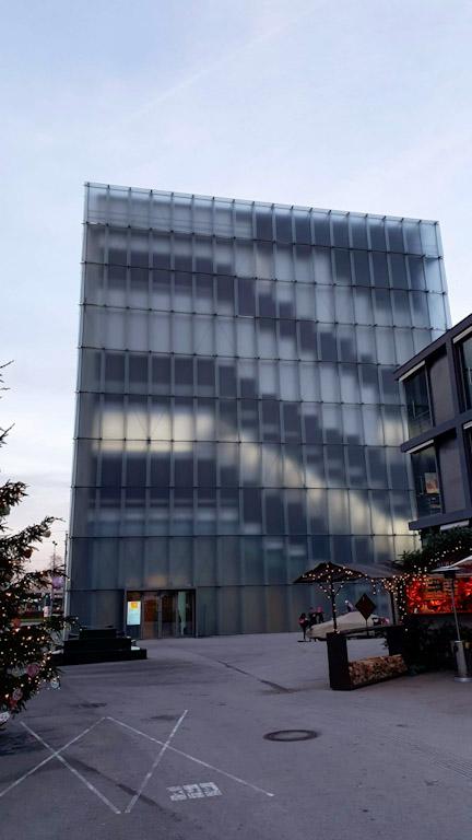 Kunsthaus Bregenz KUB: a Casa da Arte de Bregenz,