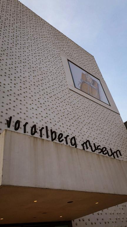 Museu Vorarlberg: considerado uma obra-prima arquitetônica