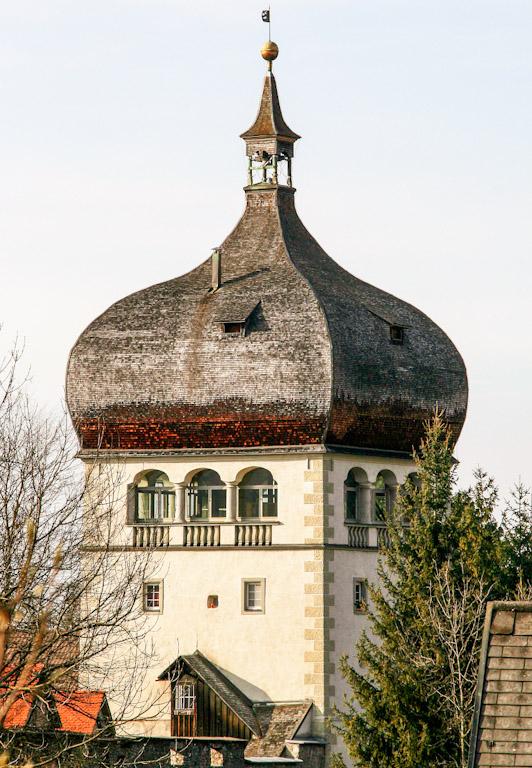 Martinsturm, a Torre de São Martinho