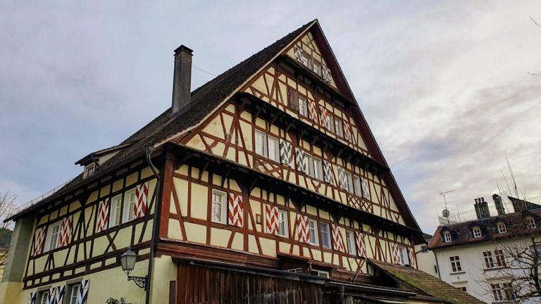 altes rathaus von bregenz - antiga prefeitura de Bregenz localizada na Cidade Alta