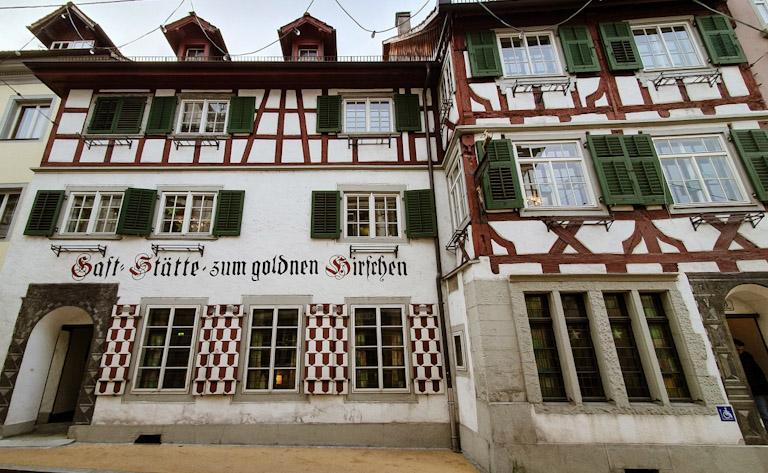 Gasthaus Goldener Hirschen