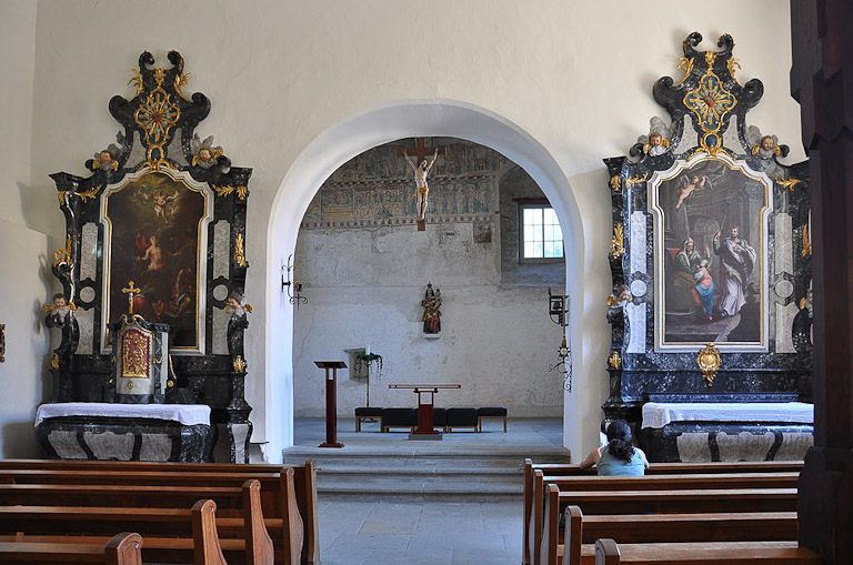 Martinskapelle - a Capela de São Martinho | Foto: © Andreas Praefcke