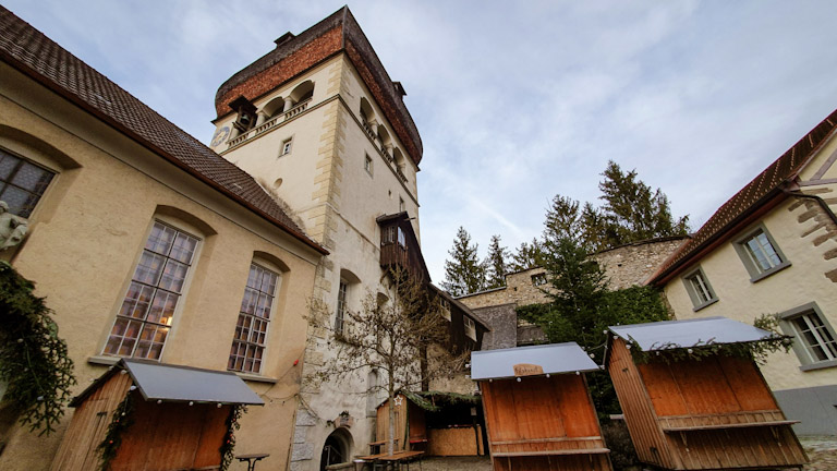 Martinsturm e Martinskapelle