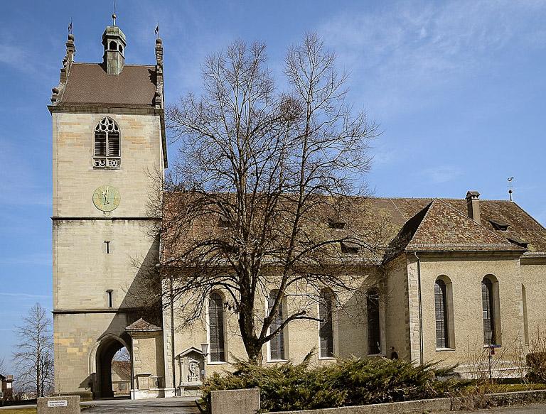 Igreja de St. Gallus Bregenz | Foto: © By böhringer friedrich
