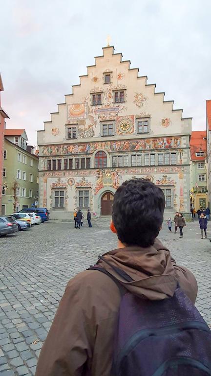 Altes Rathaus, a prefeitura antiga de Lindau