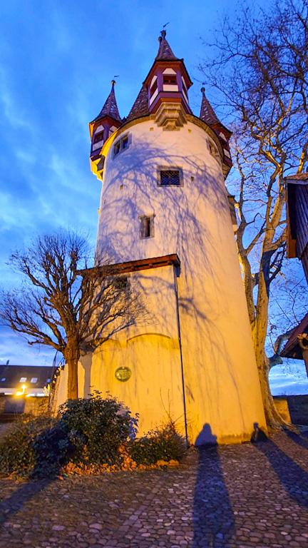 Diebsturm em Lindau: a torre dos ladrões construída no lugar mais alto da cidade