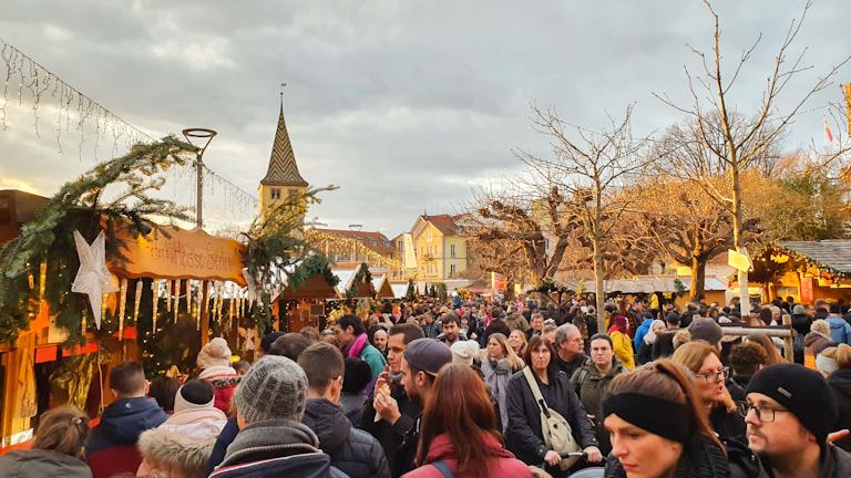 Mercado de Natal de Lindau