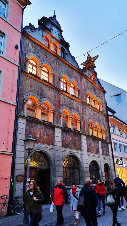 Rathaus Konstanz | Prefeitura de Konstanz