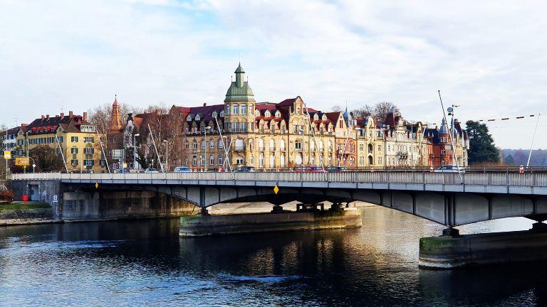 Alte Rheinbrücke Konstanz | Ponte do Reno Antiga de Konstanz