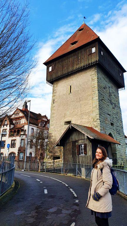 Rheintorturm | Torre do Reno de Konstanz