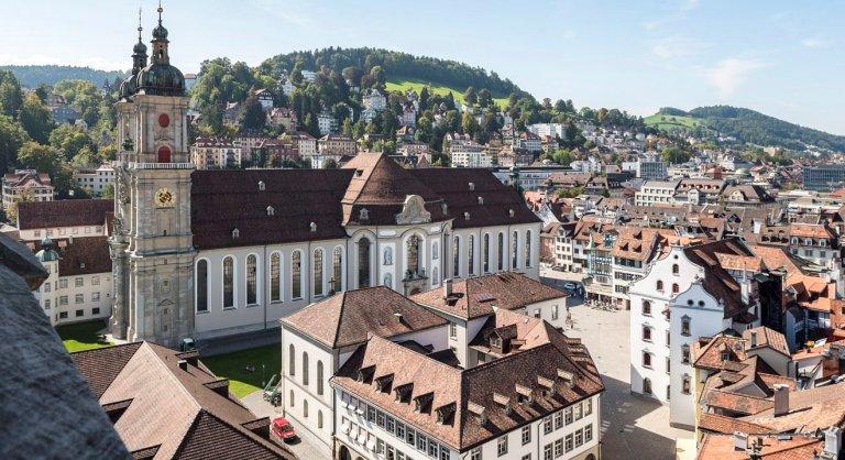 Distrito da Abadia de St. Gallen | Fürstabtei St. Gallen