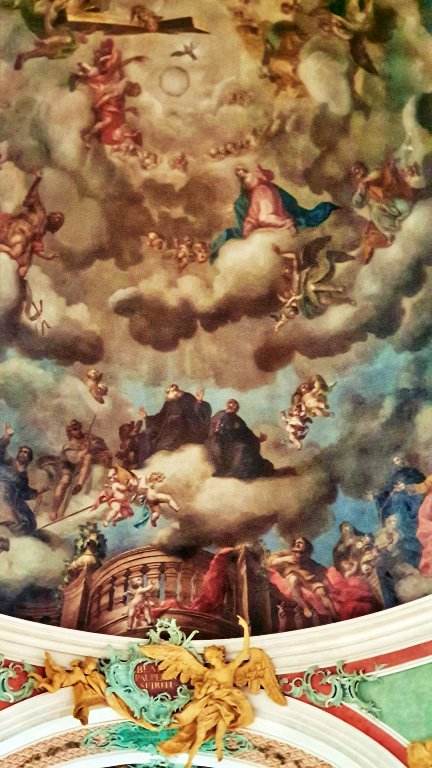 Catedral de St. Gallen | St.Gallen Stiftsbezirk