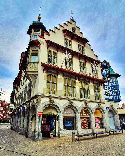 Centro de informação ao turista de St. Gallen | St. Gallen-Bodensee Tourismus