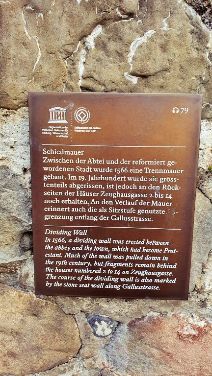 O Muro Divisor | Schiedmauer