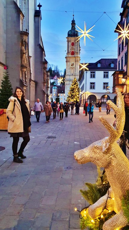 Mercado de Natal de St. Gallen | St. Gallen Weihnachtsmarkt