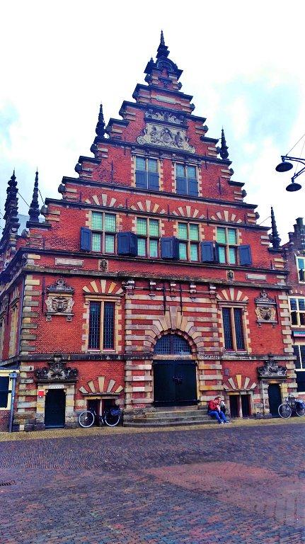 O que fazer em Haarlem: Frans Hals Museum