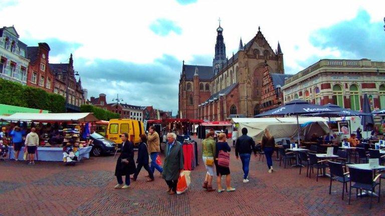 Zaterdagmarkt Haarlem