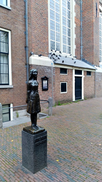 Anne Frank Monument