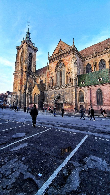 Cathedral Saint Martin de Colmar