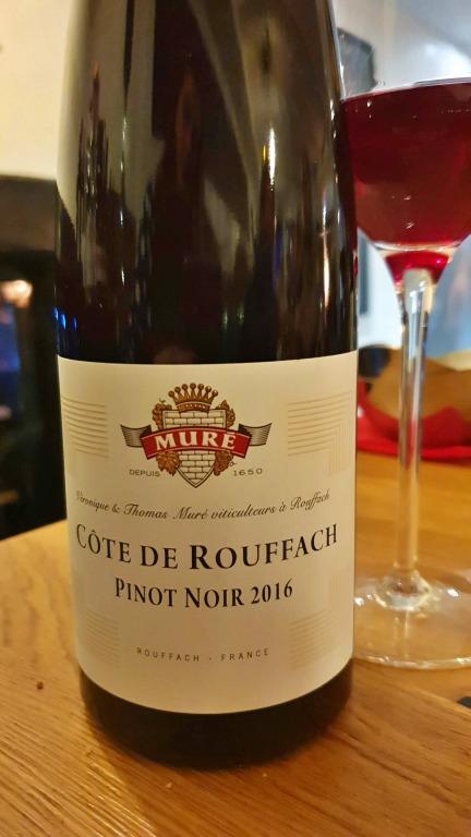 René Muré Côte de Rouffach Pinot Noir