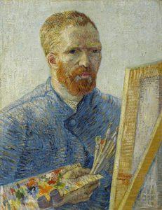 Vincent van Gogh, Paris, December 1887-February 1888 Credits: Van Gogh Museum, Amsterdam (Vincent van Gogh Foundation)