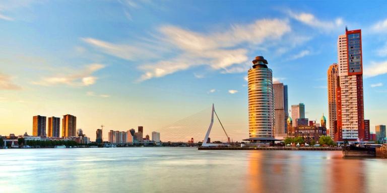 Kop Van Zuid © Rotterdam Tourist Information