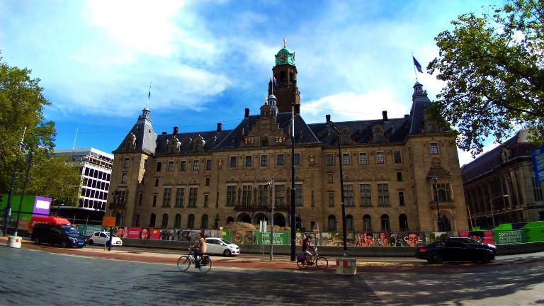 Stadhuis Rotterdam   Prefeitura de Roterdã