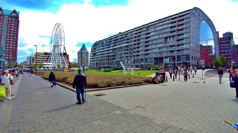 Markthal   Mercado Público de Rotterdam