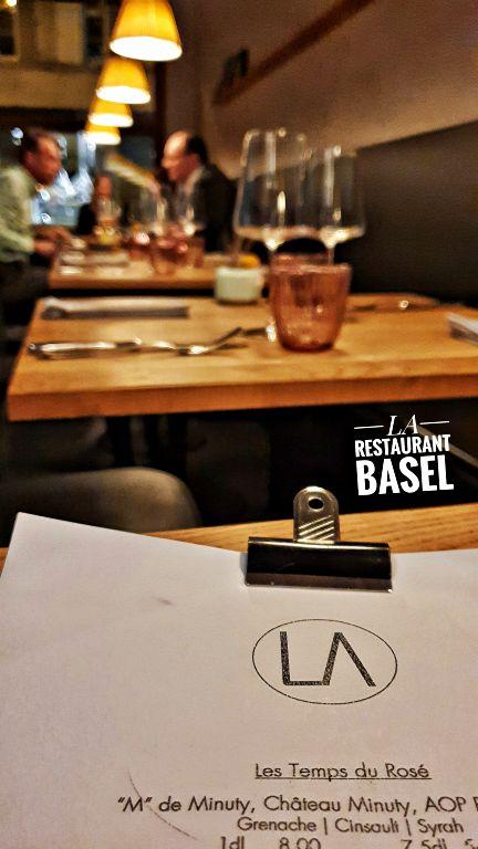 LA Restaurant | Onde comer em Basel