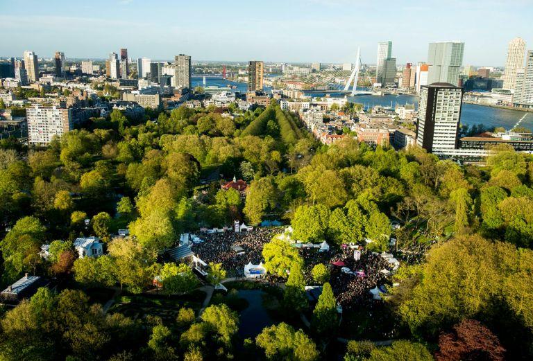 Het Park © Rotterdam Info