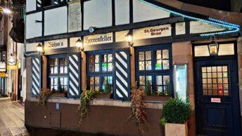 Böhms Herrenkeller | Onde comer em Nuremberg