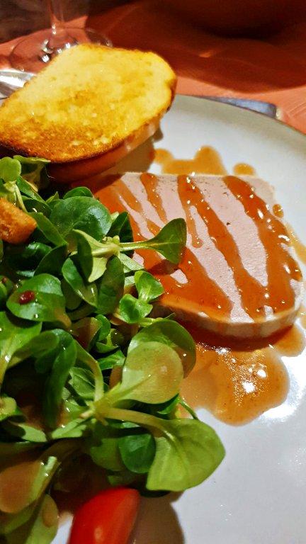 Patê de fígado de ganso no Gasthaus Rottner | Onde comer em Nuremberg