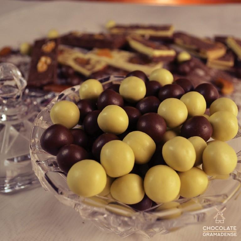 Chocolate Gramadense drageas