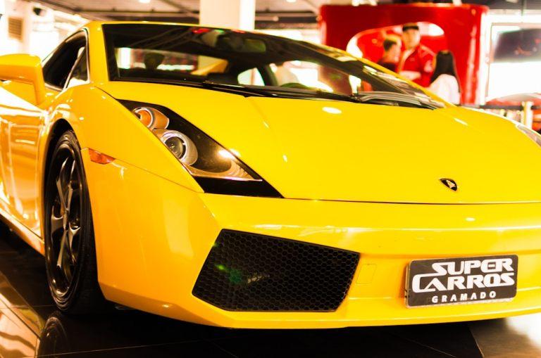Salão Super Carros: Lamborghini