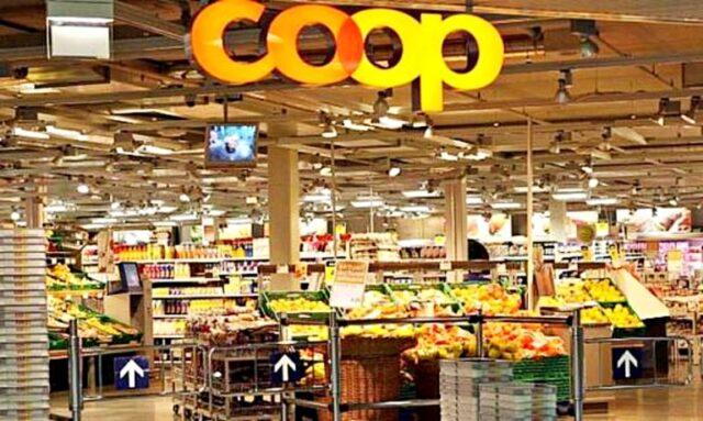 Coop | Supermercados na Suíça