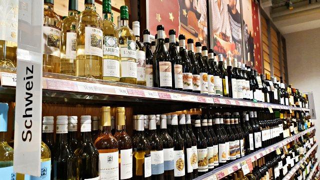 Vinhos Suíços | O que comprar nos supermercados na Suíça