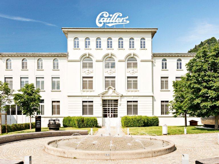 Maison Cailler | Chocolates na Suíça (Créditos: geneva.com)