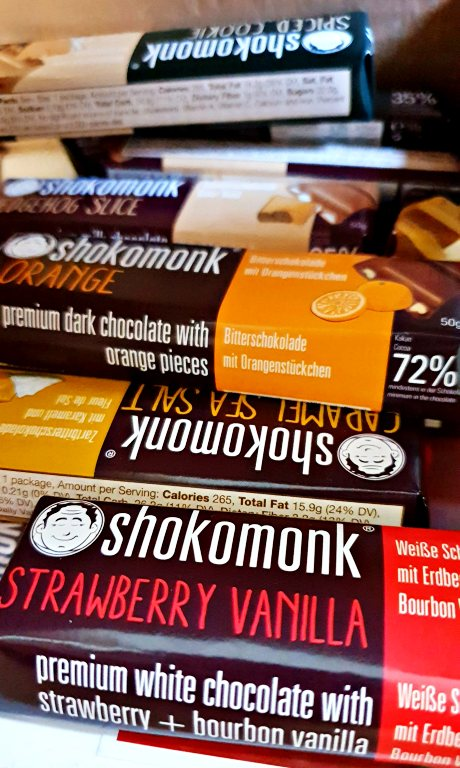 Shokomonk | Chocolates na Alemanha