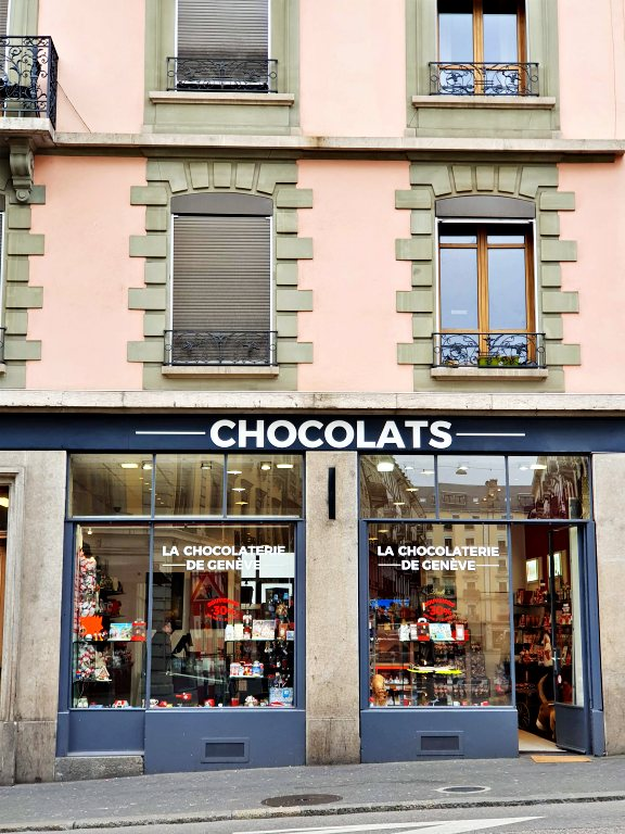 La Chocolaterie de Genève | Chocolates na Suíça