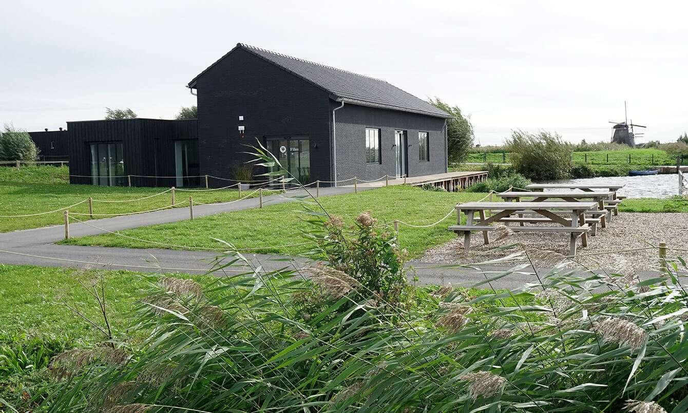 Estação de bombeamento De Fabriek | Imagem: ©kinderdijk.nl