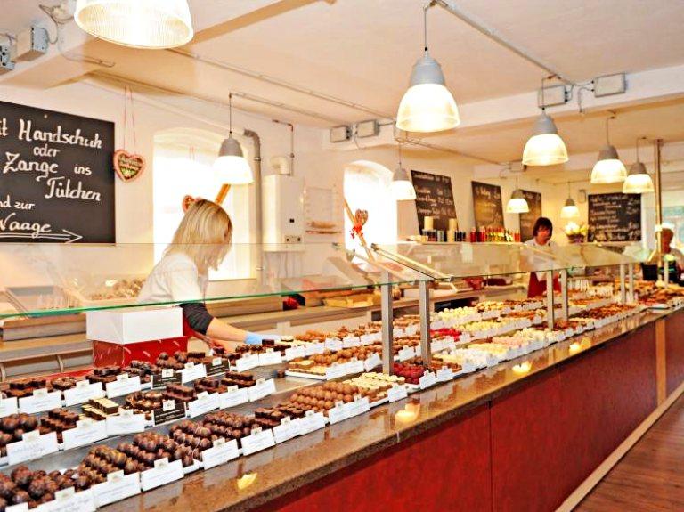 Lauenstein Confiserie | Chocolates na Alemanha (crédito: genussregion-oberfranken.de)