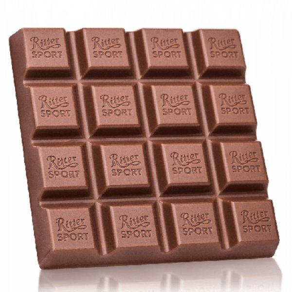 O chocolate quadrado da Ritter Sport | Chocolates na Alemanha