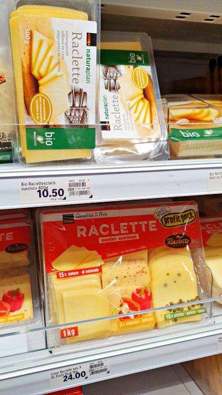 Queijos suíços | O que comprar nos supermercados na Suíça