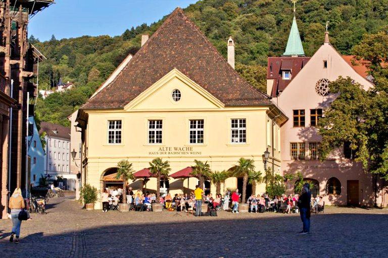 Old Guard House Freiburg - © Copyright FWTM-Mende | O que fazer em Freiburg