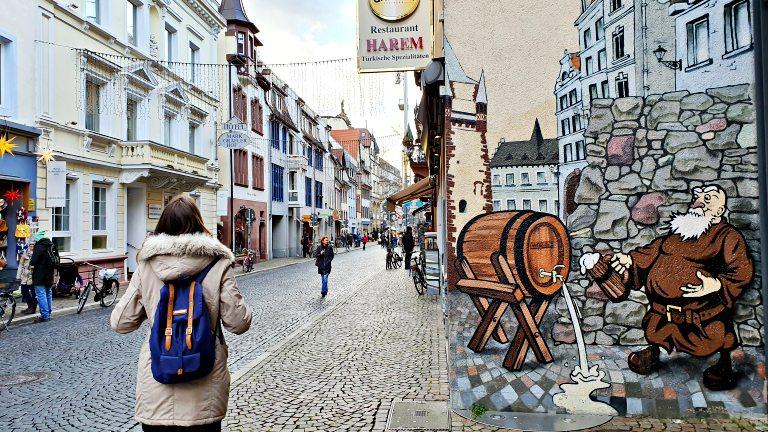 Klein Venedig (Gerberau e Fischerau) | O que fazer em Freiburg